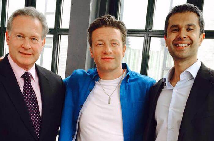 Dr Aseem Malhotra - Jamie Oliver - Steven Gerrard
